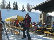 Síelés Obertauernben 200