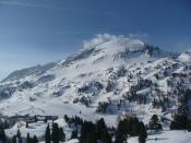 Sípála és hó amerre szem ellát