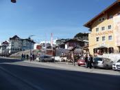 Obertauern faluban