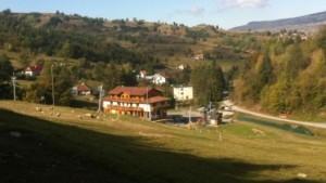 Košútka panzió - Herencsvölgy (Hriňová)