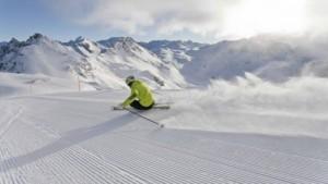 Obertauernben még tart a tél!